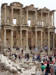 Library of Celsus Ephesus, Turkey