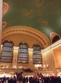 Main Concourse of Grand Central Station