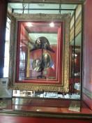 Napoleon's hat at Le Procope