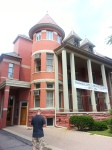 Saginaw Club founded in 1889