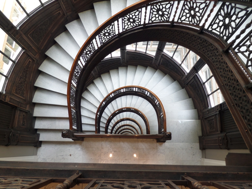 Staircase of the Rookery