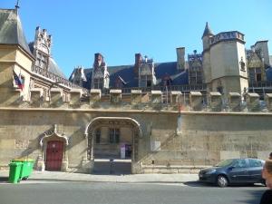 Cluny museum, Paris