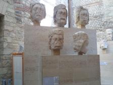 Heads of Kings of Judah, 1220-1230