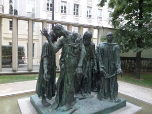 Burghers of Calais (1889)