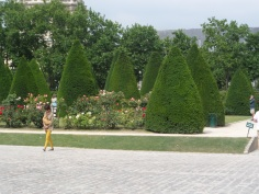 Gardens of Musee Rodin