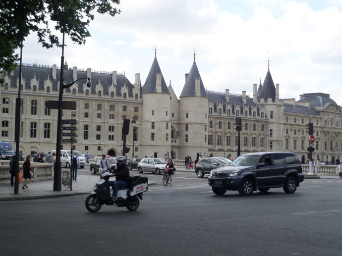 The Conciergerie, Paris