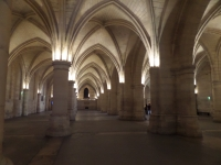 Hall of Men-at-Arms in Conciergerie