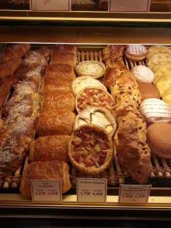 A Parisian bakery