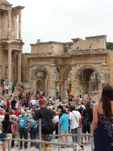 Mazeus-Mythridates Gate Ephesus Turkey