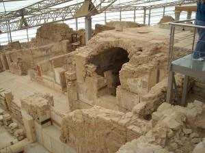 Ephesus Turkey terrace houses