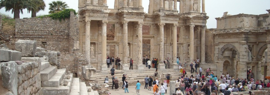 Ephesus Turkey library
