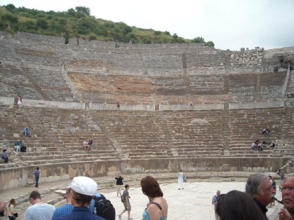 Ephesus, Turkey theater
