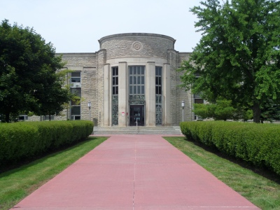 Saginaw City Hall