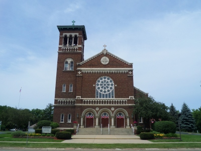 Holy Family Church Saginaw