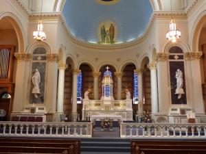 Holy Family Church Saginaw