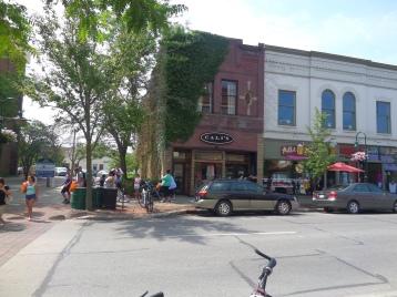 Downtown Traverse
