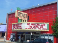 State Theater home of the famed Traverse City Film Festival
