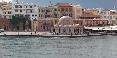 Chania Crete mosque