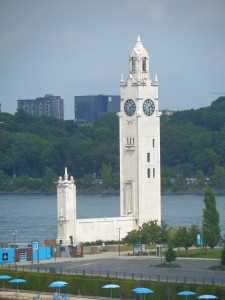 Clock Tower Montreal