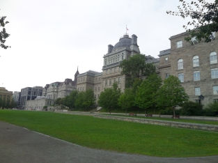 Champ-de-Mars Montreal