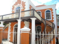 Colonial architectural charm