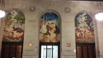 Man's Mobility by John Stephens Coppin at Detroit Public Library