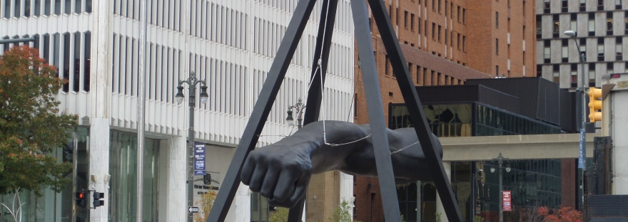 Monument to Joe Louis