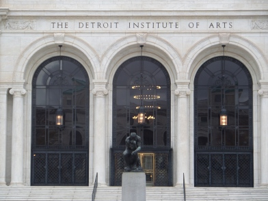 Detroit Institute of Arts, Detroit, MI