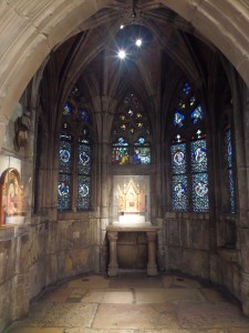16th century French chapel