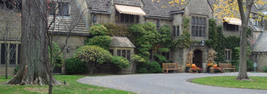 Edsel and Eleanor Ford House