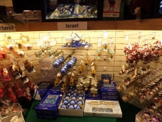 Around the World Ornaments