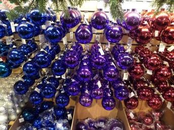 Christmas decorations Bronner's