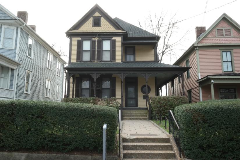 MLK Birth Home, National Historic Site. Atlanta Georgia, Civil Rights History