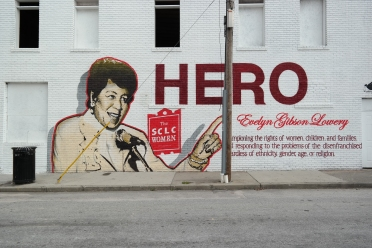 Sweet Auburn Civil Rights Mural