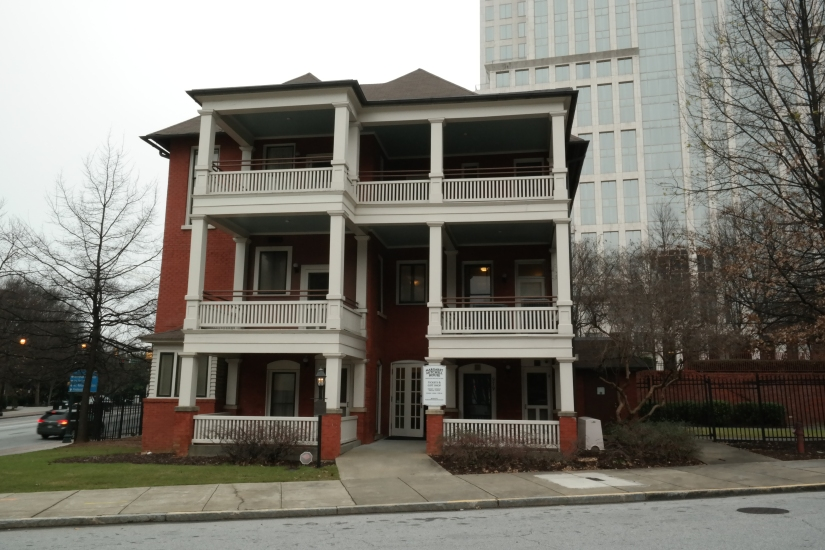 Margaret Mitchell Home, Atlanta Georgia, Gone With The Wind