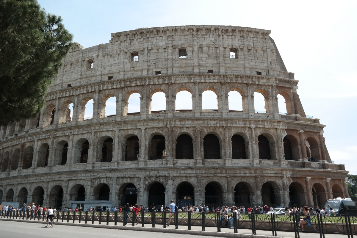 Roaming With The Roman Guy—a Tour Review