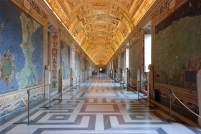 Hall of Maps at Vatican