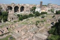 Basilica of Maxentius-Roman Forum