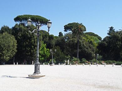 Borghese Gardens