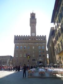 Palazzo Vecchio and Piazza della Signoria