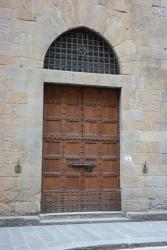 Florence Italy door