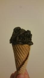My gelato.