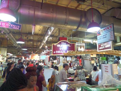 Reading Market