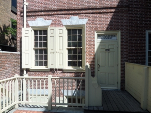Franklin Court Area, Philadelphia