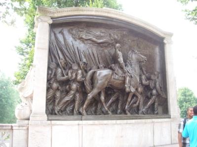 54th Regiment Memorial, Boston, Massachusetts
