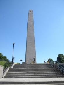 Bunker Hill, Boston, Massachusetts