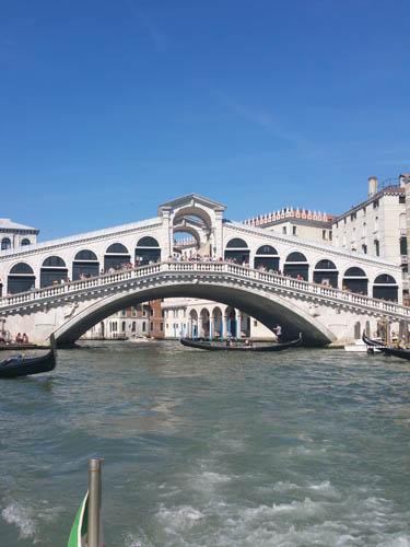 Rialto, Venice, Italy
