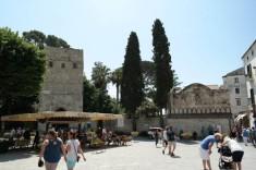 Piazza in Ravello
