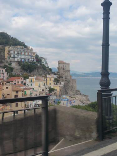 Amalfi Coast Drive