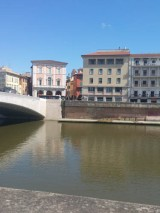 View of the Arno River